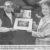 Wieder da: Jason Doll (links) überreichte Yahoos-Gönnerin Regina Preuß-Kosa beim Empfang in der Alten Mühle ein Geschenk. Foto: Helge Landmann